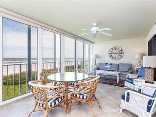 Ponte Vedra Ocean Manor 695C-104, Beachfront, 3 Bedrooms, Sleeps 6