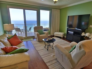 Cleanse Your Spirit And Soul At Our Wonderful Beach Front Condo In PCB!!!
