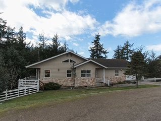 Dog-friendly home w/ bay views - easy access to the river & in-town convenience!