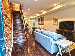 House On Capitol Hill in DC all NEW 2017! 4BR Great for Family Stays, Convention
