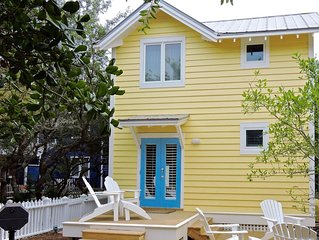 Larger 1 BR New Guest Cottage, King Master in Seaside