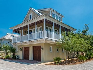Jolly Roger: Amazing Carriage House - South of 30A with Gulf Views!