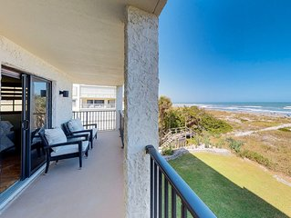 Waterfront condo with a shared pool, near the beach, and more!