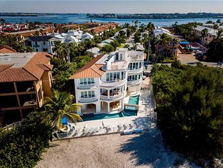 Huge House, HUGE SAVINGS!  Prices reduced 25% for this Amazing Beach House!