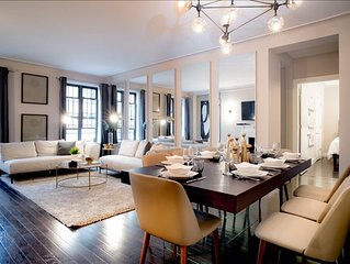 Fifth Avenue Ultra Luxurious Large 3 Bedroom - Domenico Vacca Building - Gym /Do