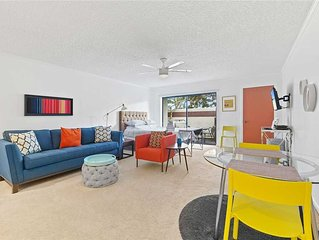 Summer Place 665B, Sleeps 2, Studio, Ground Floor Unit, Beach