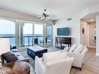 Spacious 2 Bedroom Condo at resort with Beach Access, Shared Pools, Spa and more