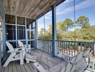 Executive Access Home! Location! Location! Steps from Beach & Beach Club