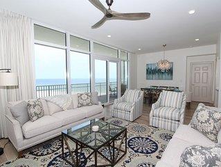 Vista Del Mar 304-Luxury Unit w/Beach Views, Large Terrace & Amazing Interior