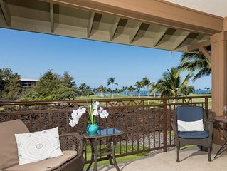 Special: 4 night min, contact Mrg for avail dates, Hali'i Kai,  Ocean Views