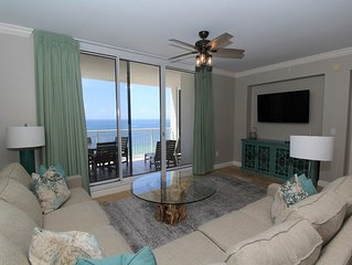 Indigo West 1403- Beach Front View with Luxurious Interior and Amenities!