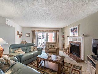 Beach Cottages ll Unit 2106, 2 Bedrooms, WIFI, Spa, Sleeps 7