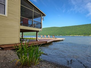 Livin' on the Edge: Spectacular Waterfront Property