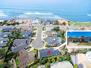 La Jolla Sunshine, house in Birdrock - Professionally Cleaned Using CDC Cleaning
