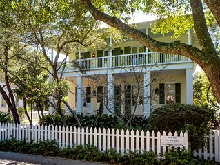 FEATURED IN COASTAL COTTAGE ON SEASIDE AVE - Amazing porches, tower gulfviews