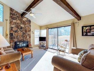 Family-friendly Graeagle home w/ on-site golf - hiking, biking, lakes nearby!