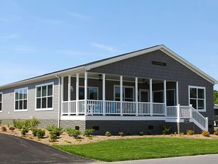 Don't Worry, Beach Happy in this 3 bed/3 bath pretty home!