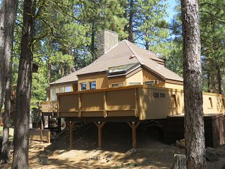 GH #253  Spacious three bedroom, 3 bath, gorgeous view of Big Meadow #14!