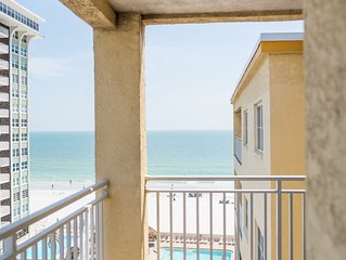 Best price for a three bedroom top floor unit. 601