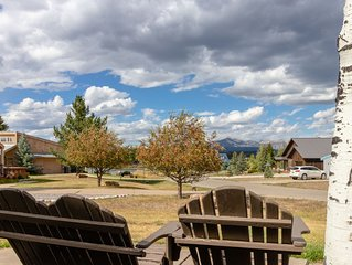 Family-friendly retreat-near golf, fishing, hiking & wintertime fun