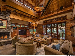 Stunning Big Springs Residence with Private Hot Tub! - Gray Wolf Northstar