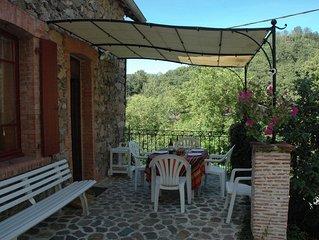 maison La Vicasse gite de France 3 épis