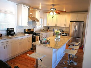 Renovated Beach House Close to Everything, Minutes to Boston