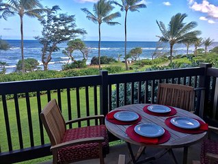 Beautiful 2 Bed & 2 Bath Oceanfront Condo