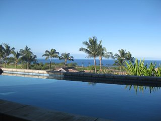 Private Gated Ocean View Home - Apa'Apa'a - Mauna Kea Resort - Best Value!