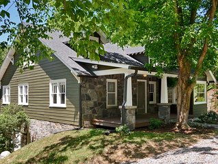 RIVERFRONT! Minutes to Asheville - Freshly Renovated and New to VRBO 2017