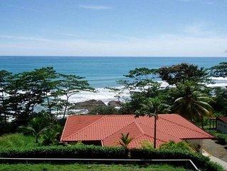 Casa De Suenos-House of Dreams Ocean View Dominical Costa Rica
