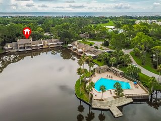 Beautiful Condo in Fishermans Cove - Sawgrass Country Club - Regularly Booked