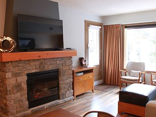 -BLISSFUL 2 BEDROOM IN THE BEAUTIFUL BOW VALLEY CORRIDOR!!
