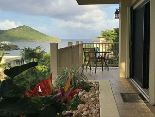 Wrap Around Balcony-Amazing Views! Sleeps 4! No Cold Weather Here!