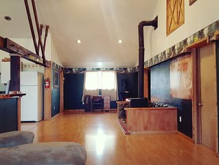 Beautifully Crafted Loft Retreat Right In Town ~ Spacious, Cozy And Clean
