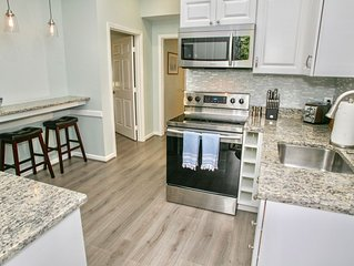 Beautiful Newly Renovated Downtown Guesthouse, Sleeps 6- Walk to Everything