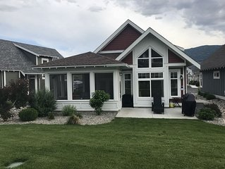 Osoyoos Lake Cottage Vacation.  Amazing location & a perfect cottage.  Book soon