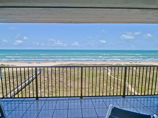 Corner Unit! Breathtaking Panoramic Gulf Views