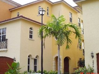 Ocean Bay Villas on Hutchinson Island Florida