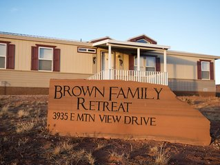 The Brown Family Retreat - Close to Zion, Bryce, Grand Canyon & Lake Powell!