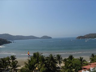 Stunning Bay-Ocean-Beach Vu 2 BR/2 Bth Split Level Condo