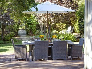 Romantic, Private Jewel - 3 blocks from Downtown St.Helena in the Napa Valley