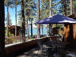Cozy Marla Bay Beach Cabin - Sleeps 8 in Zephyr Cove