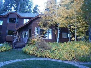 West Shore Tahoe, Hot Tub, Steam Shower, Pool Table, Split-Lakefront