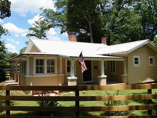 Award winning fully restored 1930's cottage in historic Aiken SC
