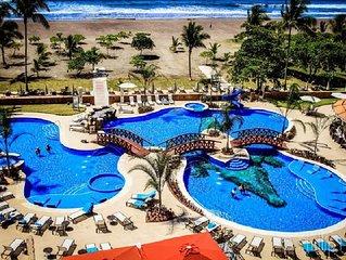 Luxurious 3 Bedroom Oceanfront Palms Penthouse , Next to Crocs