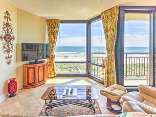 Oceanfront, Newly Renovated One Bedroom Suite, Kitchen/Living area/Sofa bed
