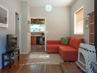 Two Bedroom Vacation House In Mill Valley, Ca