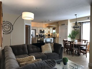 LAKEFRONT CONDO #101* 3BR/2 BA SLEEPS 6   LAKE ERIE VISTAS 2 Night Min.