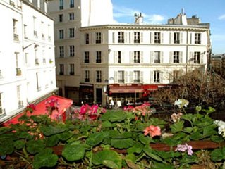 Charming Apartment in Latin Quarter Near Luxembourg Gardens
